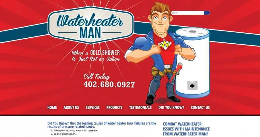WaterHeater Man