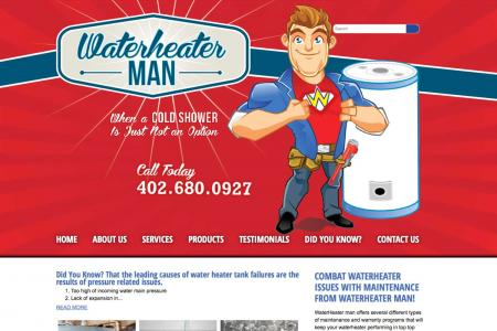 Omaha Web Design: A Look at Our Recent Omaha Metro Projects