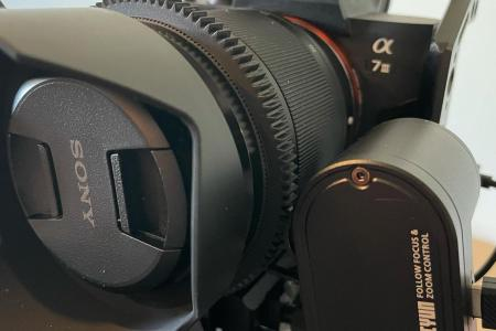 Sony-zhiyun-camera-gimble