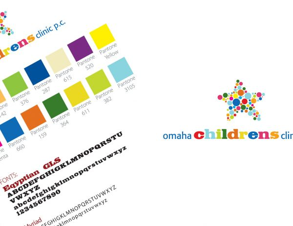 Omaha Childrens Clinic P.C. Rebrand