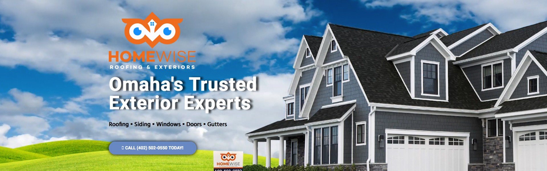 HomeWise Roofing & Exteriors