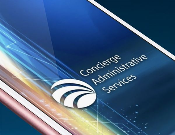 Concierge Administrative Services FLEX App
