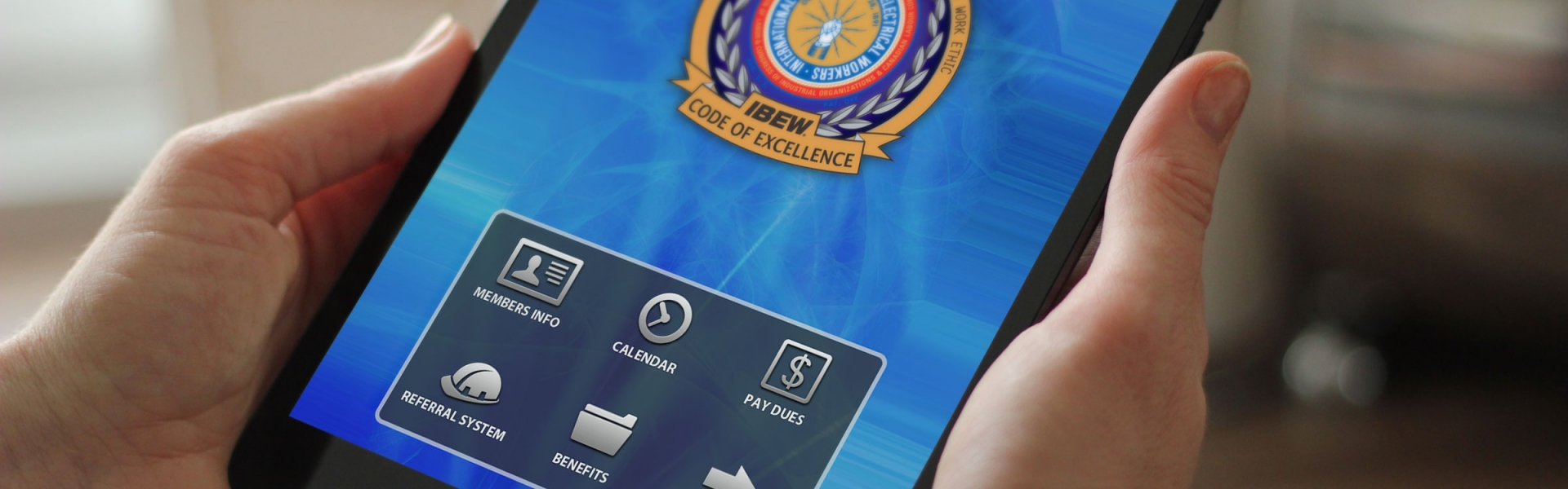 IBEW Local 22 Mobile Application Development + CMS Integration